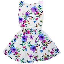 Vestiti primavera per bambine dai 2 ai 16 anni Taglia 7-8 anni