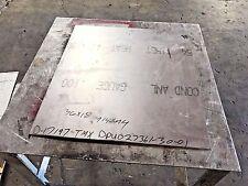 "Titanium 6Al4V Plate 19"" x 19.75"" x .100"""