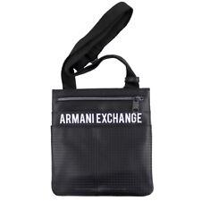 Armani Exchange Tracolla Uomo 952282 0A833 Nero