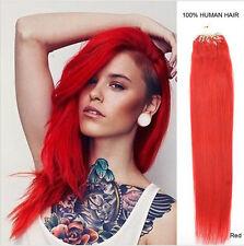 "AAAA+100s Remy human hair extension Easy Loop Micro Ring Bead 16""-26"""