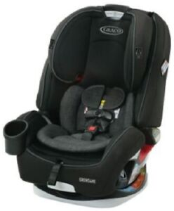 Graco Baby Grows4Me 4-in-1 Harness Child Safety Booster Car Seat West Point NEW