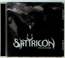 Satyricon ‎– The Age Of Nero CD (2008) Black Metal Experimental