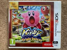 Kirby Triple Deluxe - Nintendo 3DS Brand New & Factory Sealed UK