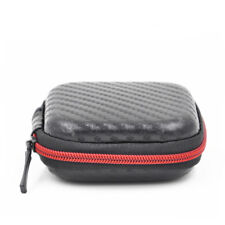 KZ Earphone Box Portable Cases Headphone Accessories Earbuds sd Card Storage Bag