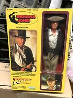 Kenner Indiana Jones Raiders of the Lost Ark 12 Inch Action Figure MISB Afa time