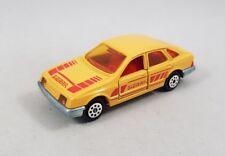 Majorette ford sierra Nº 272 1:58 jaune