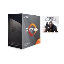 AMD Ryzen 7 3800XT Procesador de escritorio + Assassins Creed Valhalla (la entrega de correo electrónico)