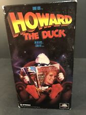 Howard The Duck Vhs Tested Mca Home Video