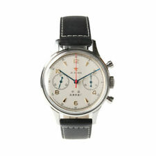 Seagull 1963 Hand Wind Mechanical Chronograph Watch 2018 New Limited Edition