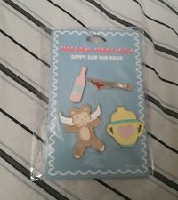 Melanie Martinez Sippy cup pin pack Brand new Enamel Pin