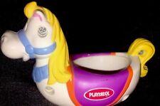Playskool Weebles Horse Pony Princess Pink Vintage