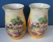 Vases 1920-1939 (Art Deco) Crown Ducal Pottery