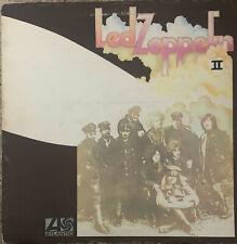 LED ZEPPELIN ~ Led Zeppelin II ~ 1969 UK THIRD PRESSING 9-track vinyl LP