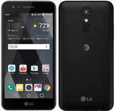 NEW LG Phoenix 3 - 16 GB - Black (AT&T) M150 (GSM+UMTS+LTE) (For At&t Only)