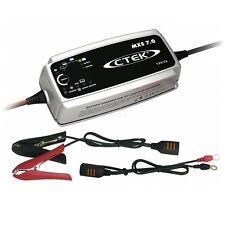 Chargeur  batterie moto  CTEK MXS 7 A 12V de 14-150ah