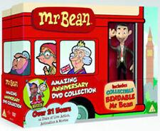 Mr Bean 25th Anniversary DVD Collection 14xdiscs Region 4 Figure