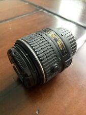 Nikon Nikkor AF-S 18-55mm F3.5-5.6 DX G VR II Lens AFS