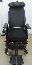 Invacare TDX SP2 NB Electric Wheelchair Powerchair Seat Tilt Leg Lift Headrest S