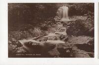 Hermits Falls Glenariff Co Antrim N Ireland RP Postcard 313a