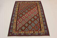 Exclusiv Nomaden Kelim fein Unikat Perser Teppich Orientteppich 2,95  X 2,16