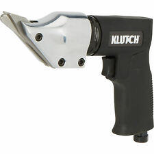 Klutch Pistol Grip Air Metal Shears - 4 CFM, 2,600 CPM