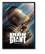 New listing New The Iron Giant Dvd 1999 Movie Jennifer Aniston Vin Diesel James Gammon