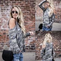Fashion Women Summer Blouse Long Sleeve Ladies T Shirt Casual Loose Shirt Top