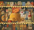 """Charles Wysocki Ethel the Gourmet """"Lithograph Print"""" Signed & Numbered With COA"""
