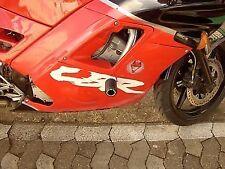 R&G RACING Crash Protectors - Honda CBR600 1991-1994  **BLACK**
