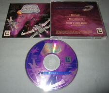 Star Wars: X-Wing Collector's CD-ROM - PC Computer LucasArts Video Game in Case!