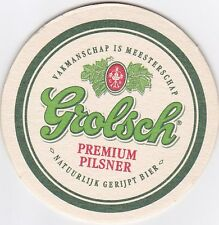GROLSCH - BEERCOASTER FROM THE NETHERLANDS MA14559