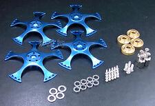 4 Spinner Fit Savage E/T-Maxx 2.5 .21 Revo Monster GT B