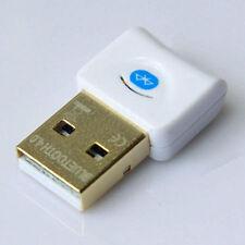 V4.0 Bluetooth USB 2.0 Adapter Mini Dongle Stick EDR Dual-Mode Dongle Win 7,8,10