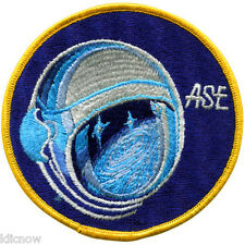 """Association of Space Explorers (ASE) Embroidered Patch 4"""" (10cm Dia)"""