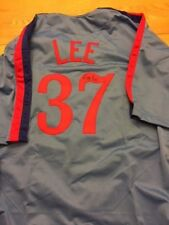 Expos Bill Lee signed Jersey W/COA