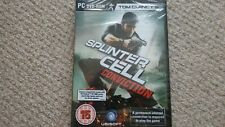 Splinter Cell: Conviction - PC DVD-ROM - Tom Clancy's - BRAND NEW FACTORY SEALED