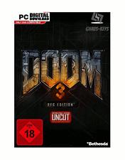 Doom 3 BFG Edition Steam Pc Game Key Download Code Neu [Blitzversand]