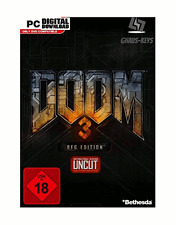 Doom 3 BFG Edition Steam Download Key Digital Code [DE] [EU] PC