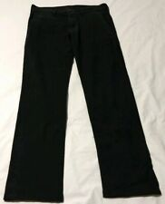 Mens Diesel Black Trouser Pants Size 31