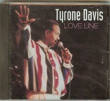Tyrone Davis - Love Line - CD - New