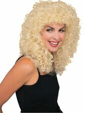 Synthetic Role play Reenactment or Crossdresser Costume Blond Wig