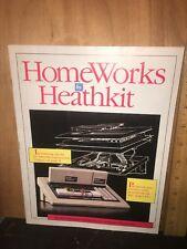 Heathkit Home Works 1991 Catalog Vintage