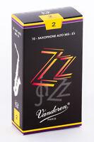 1 box of Alto saxophone ZZ reeds - 2 - Vandoren