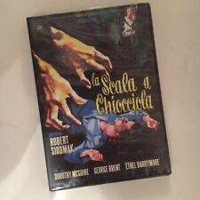 LA SCALA A CHIOCCIOLA RARO DVD SIGILLATO - NOIR D'ESSAI SIODMAK MCGUIRE BRENT