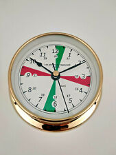 Horloge marine Les ateliers de Neptune neuve en laiton