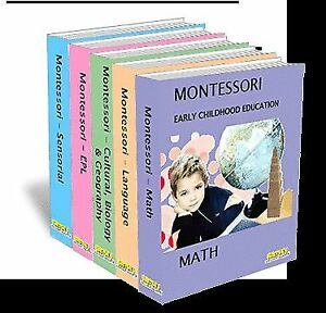 Montessori Sensorial, Practical Life, Language, Cultural/Geography, PDF eBooks