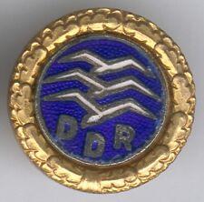 Old East German Segelflug-Leistungsabzeichen Gold, Bartel Nr.3101d
