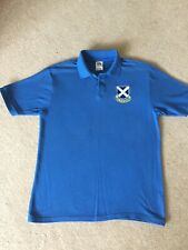 School Uniform - St Andrews School for Boys WORTHING - P E Polo Top - Age 12/13