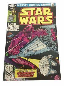 Star Wars #46 Direct Cover (1977-1986) Marvel Comics