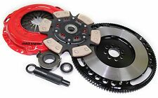 ULTIMATE STAGE 3 CLUTCH KIT+CHROMOLY FLYWHEEL HONDA PRELUDE/ACCORD 2.2L 2.3L